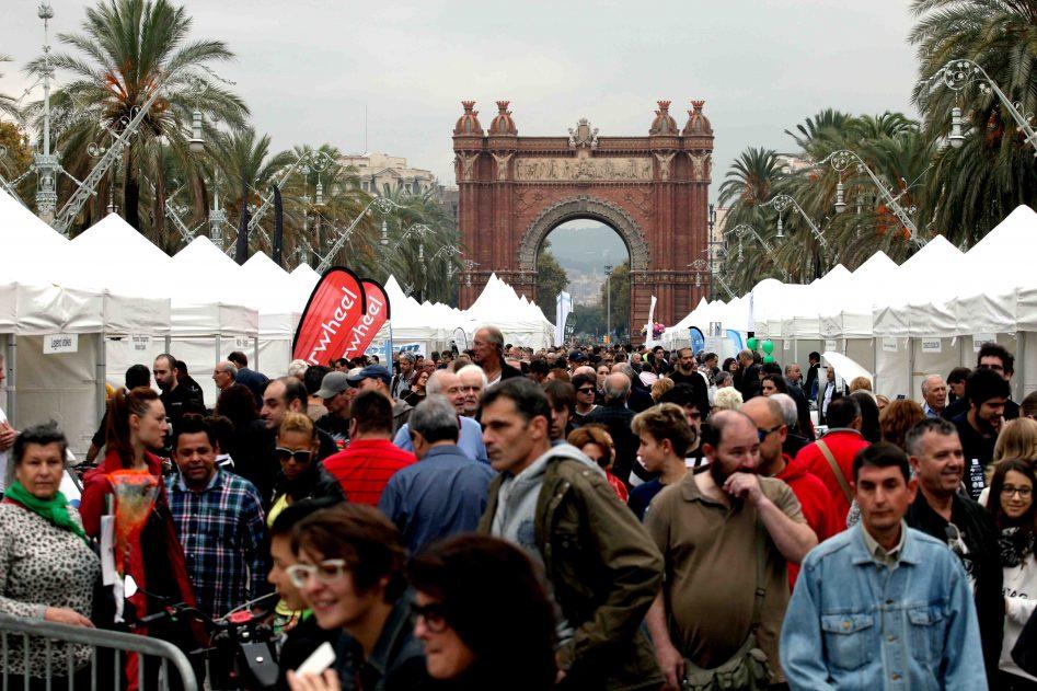 La edición de Expoelectric 2015 recibió 15.000 asistentes